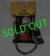 DAWN OF THE DEAD/ CHAIN WALLET(Bald Head Zombie)