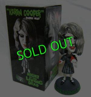 画像1: NIGHT OF THE LIVING DEAD/ KAREN COOPER BOBBLE HEAD