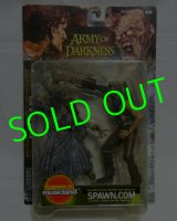 MOVIE MANIACS/ MUSICLAND EXCLUSIVE/ ARMY OF DARKNESS/ ASH & PIT WITCH 2PACK
