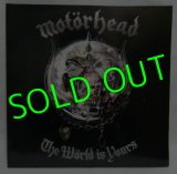 MOTORHEAD/ The World is Yours[LP]