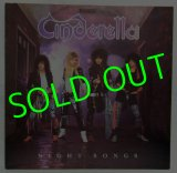 CINDERELLA/ Night Songs[LP]