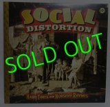 SOCIAL DISTORSION/ Hard Times and Nursery Rhymes[LP]
