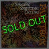 PAINTBOX/ Singing Shouting Crying[LP]