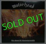MOTORHEAD/ No Sleep 'till Hammersmith[LP]