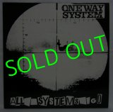 ONEWAY SYSTEM/ All Systems Go[LP]