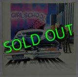 GIRL SCHOOL/ Hit and Run[LP]