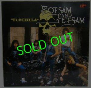 画像1: FLOTSAM AND JETSAM/ Flotzilla[12'']