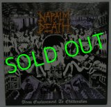 NAPALM DEATH/ From Enslavement to Obliteration