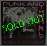V.A./ Punk and Disorderly[LP]