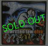 UNWRITTEN LAW/ Elva[LP]