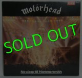 MOTORHEAD/No Sleep 'til Hammersmith[LP]
