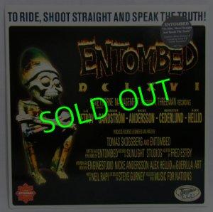 画像1: ENTOMBED/ To Ride,Shoot Straight And Speak The Truth[LP+12'']