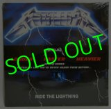 METALLICA/ Ride the Lightning[12''x2]
