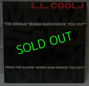 "画像1: L.L.COOL J/ Mama Said Knock You Out[12""]"