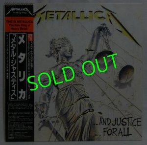 画像1: METALLICA/ ...And Justice For All[2LP]