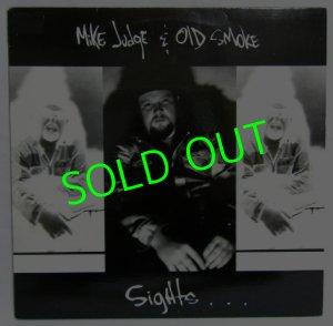 画像1: MIKE JUDGE&OLD SMOKE/ Sights...[LP]