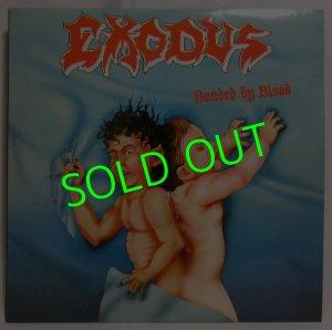 画像1: EXODUS/ Bonded By Blood[LP]