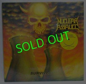 画像1: NUCLEAR ASSAULT/ Survive[LP]