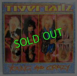 画像1: TIGERTAILZ/ Young And Crazy[LP]