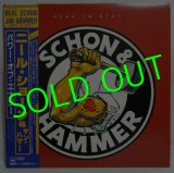 NEAL SCHON & JAN HAMMER/ Here To Stay[LP]
