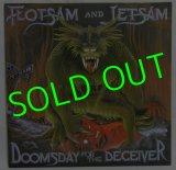 FLOTSAM AND JETSAM/ Doomsday For The Deceiver[LP]