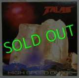 TALAS/ Live Speed On Ice[LP]