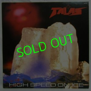 画像1: TALAS/ Live Speed On Ice[LP]