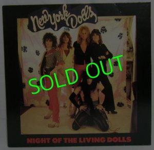 画像1: NEW YORK DOLLS/ Night Of The Living Dolls[LP]