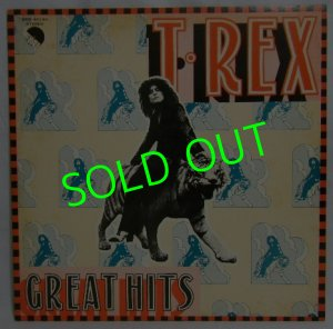 画像1: T-REX/ Great Hits[LP]