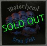 MOTORHEAD/ Iron Fist[LP]