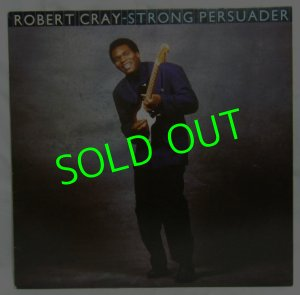 画像1: ROBERT CRAY/ Strong Persuader[LP]