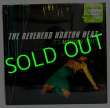 THE REVEREND HORTON HEAT/ It's Martini Time[LP]