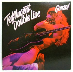 画像1: TED NUGENT/ DOUBLE LIVE/Gonzo![2LP]