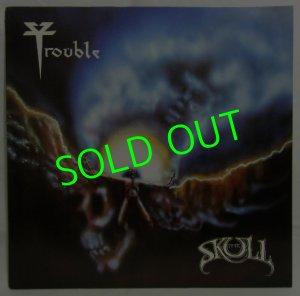 画像1: TROUBLE/ The Skull[LP]