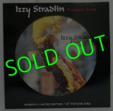 IZZY STRADLIN/ Pressure Drop(Limited Picture Vinyl)[12'']