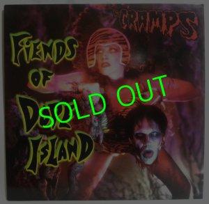 画像1: THE CRAMPS/ Fiends Of Dope Island[LP]