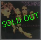 THE CRAMPS/ Songs The Lord Taught Us[LP]