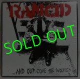 RANCID/ ...And Out Come The Wolves[LP]