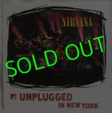 NIRVANA/ MTV Unplugged In New York[LP]