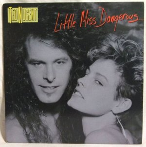 画像1: TED NUGENT/ Little Miss Dangerous[LP]