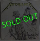 METALLICA/ ...And Justice For All[2LP]