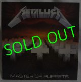 METALLICA/ Master Of Puppets[LP]