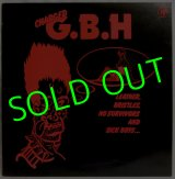 CHARGED G.B.H/ Leather,Bristles,No Survivors...[LP]