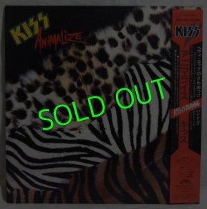 画像1: KISS/ Animalize[LP]