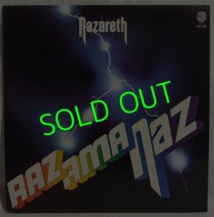 画像1: NAZARETH/ Razamanaz[LP]