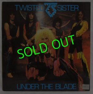 画像1: TWISTED SISTER/ Under The Blade[LP]