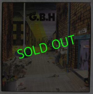 画像1: CHARGED G.B.H/ City Baby Attacked By Rats[LP]