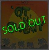 CACTUS/ 'Ot 'N' Sweaty[LP]