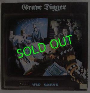 画像1: GRAVE DIGGER/ War Games[LP]