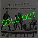 SEX PISTOLS/ The Biggest Blow(A Punk Prayer By Ronnie Biggs/My Way)[12'']